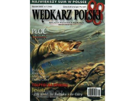 Wędkarz Polski 1-6'2003 (143-148)