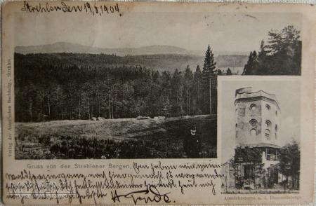 Gromnik - Rummelsberg 08.1904 r.