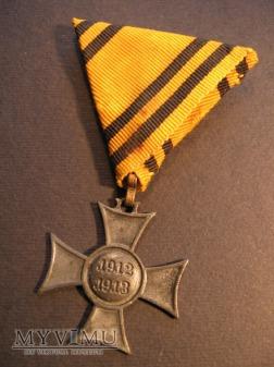ERINNERUNGSKREUZ 1912-1913 - wersja 5