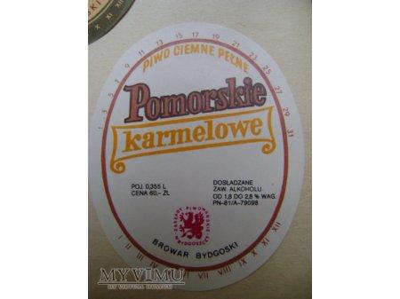 POMORSKIE KARMELOWE