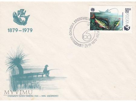 100 lat wędkarstwa polskiego - 1979 (cz.1)