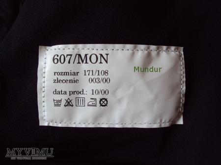 Kurtka MW - Moleskin wz. 607/MON