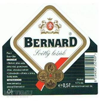 bernard světlý ležák