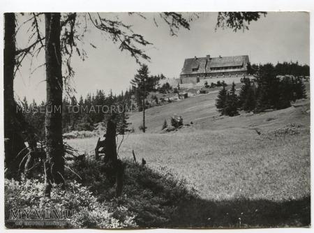 Gorce - Turbacz - Schronisko - 1963