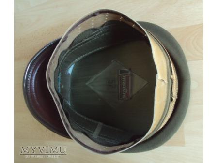 Czapka podpułkownika LWP z końca lat 80-tych