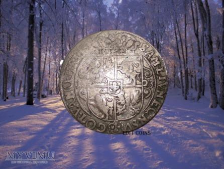 Ort koronny 1623