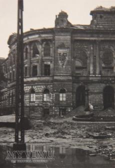 Warszawa - Politechnika - 1955