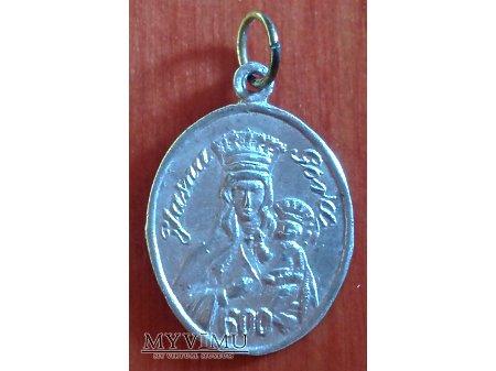 Medalik z Jasnej Góry