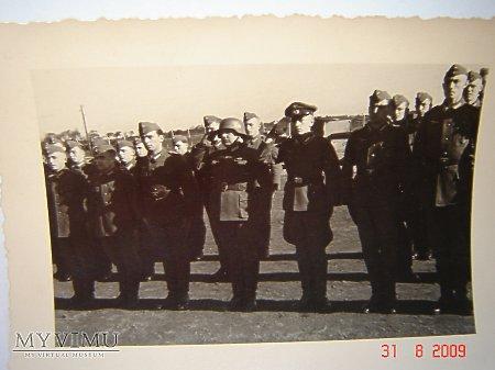Duże zdjęcie Wehrmacht -uroczystości