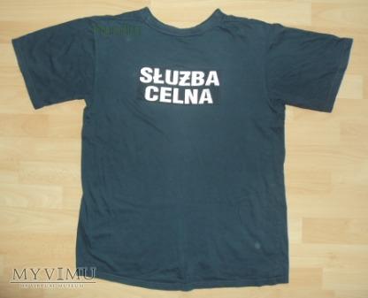 Koszulka letnia Służby Celnej