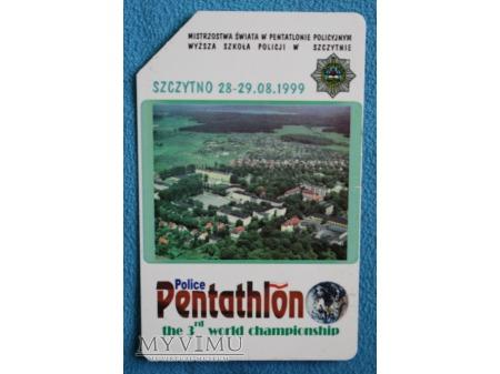 Mistrzostwa Świata w Pentatlonie Policyjnym...