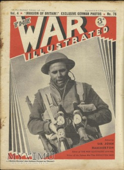 The War Illustrated No. 76, 14 luty 1941