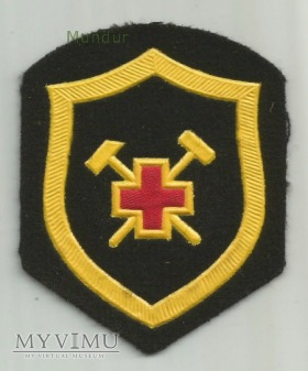 Znak: Ratownictwo Górskie