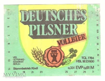 Berun, Deutsches Pilsner