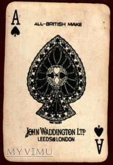 Pikowy As. John Waddington Ltd. Leeds&London