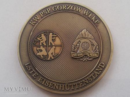 Współpraca Straży Pożarnych Brandenburg-Lubuskie