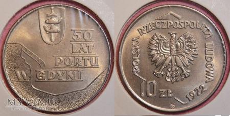 1972, 10 zł