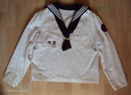 Bluza wyjściowa letnia marynarza MW