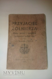 Modlitewnik Żołnierza 1939'