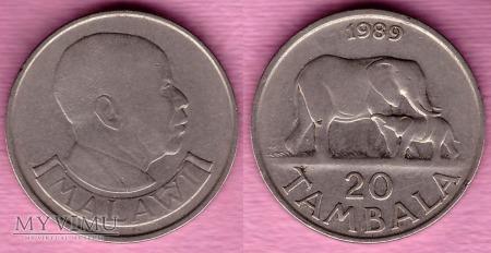 Malawi, 20 TAMBALA 1989
