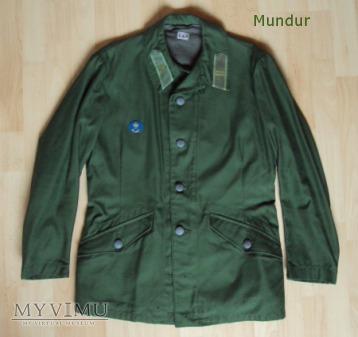 Szwecja: mundur polowy m/59 - bluza