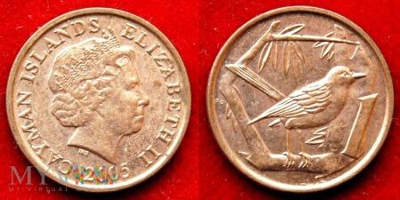 Kajmany, 1 Cent 2005