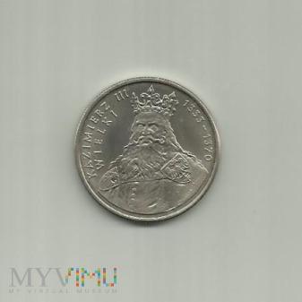 100 złotych, 1987 Kazimierz III