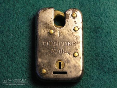 Philippines Mail Bag Padlock