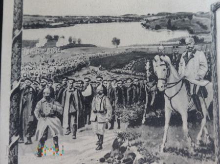 Duże zdjęcie Zdjęcie - I wojna 1914-1915