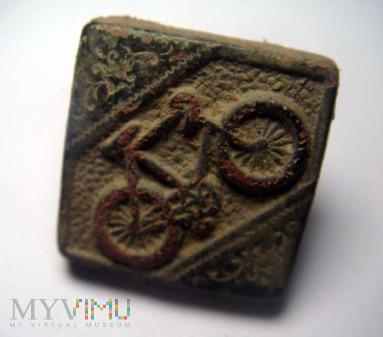 wpinka z rowerem