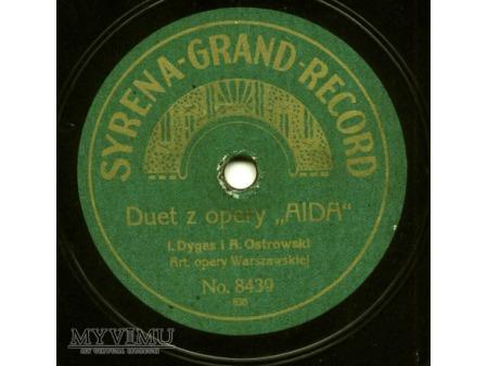 Syrena Grand Record