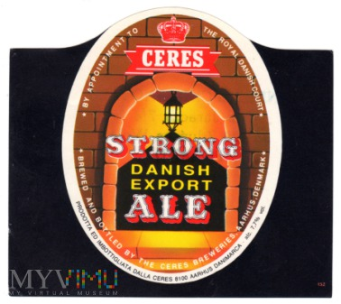 Ceres Strong Danish Export Ale