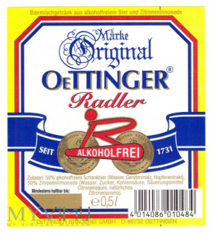 Oettinger Radler