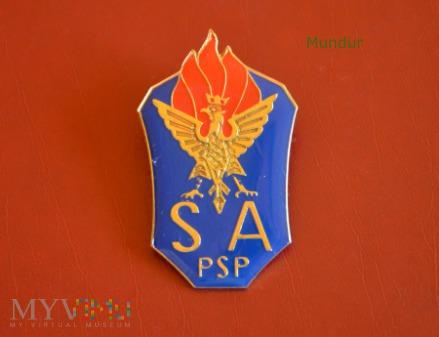 Absolwentka - Szkóły Aspirantów PSP w Częstochowie