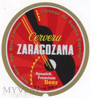 Cerveza Zaragozana