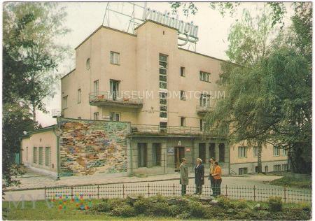 Rabka - Szpital Kardiologiczny - 1986
