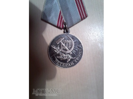 Medal ZSRR