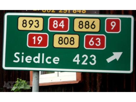 Wszystkie drogi prowadzą do..... Siedlec!!!