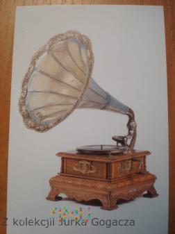 Gramofon na monety