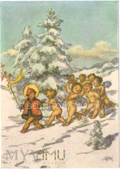 Bożonarodzeniowa - lata 70-te XX w.