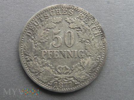 50 fenigów pfennig