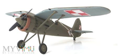 Samolot myśliwski PZL P.11c (model 1/72)