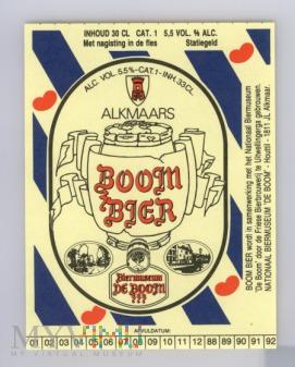 Alkmaars, Boom Bier