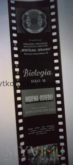 Higiena osiedli . Biologia Klasa VII