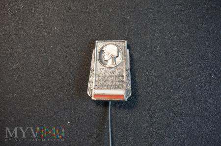 Odznaka - XXX Lat Ludowego Wojska Polskiego