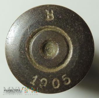 Łuska 7,62x54 R Mosin B 1905