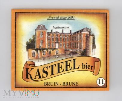 Kasteel bier 2003