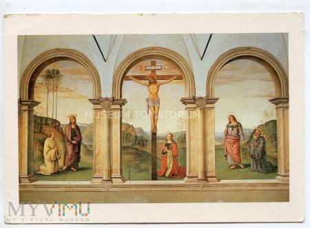 Firenze - Kościół Santa Maria Maddalena dei Pazzi