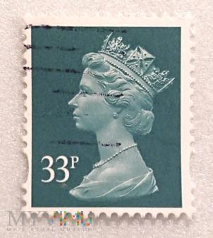 Elżbieta II, GB 1862
