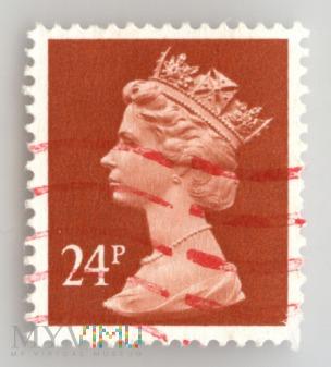 Elżbieta II, GB 1224C